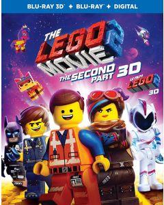 THE LEGO MOVIE 2: THE SECOND PART (BILINGUAL) 3D + BD + DIGITAL COPY