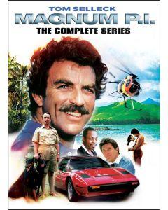Magnum P.I.: Complete Series