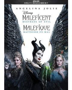 MALEFICENT/MISTRESS OF EVIL  (DVD)