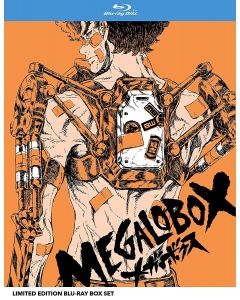 MegaloBox Season 1 (Limited Edition) (BD)