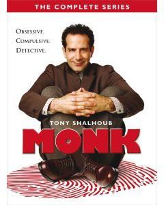 Monk: Complete Series