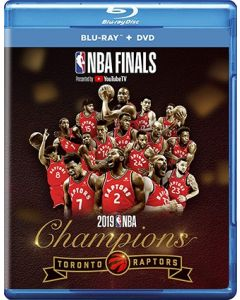 NBA 2019 CHAMPIONS (BLU-RAY/DVD COMBO/2DISCS/WS)