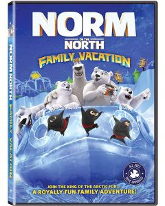 NORM OF THE NORTH:FAMILY VACATION (DVD)
