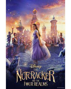 NUTCRACKER & THE FOUR REALMS  (DVD)- (A/F)