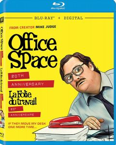 Office Space 20th Anniversay Edition [Blu-ray=Digital]