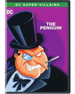DC SUPER VILLAINS-PENGUIN (DVD)