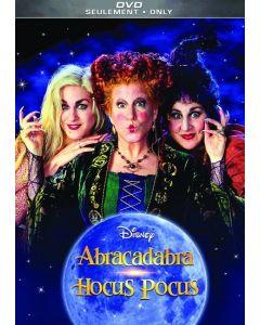 HOCUS POCUS (25TH ANN ED) (VF) (F/A) (DVD)