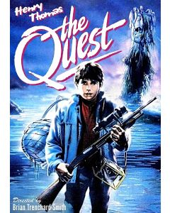 QUEST (SPECIAL EDITION) AKA FROG DREAMING (1986/WS 1.85/AUSTRALIA)