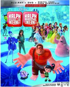 RALPH BREAKS THE INTERNET (A/F) (BD/DVD/DGC)