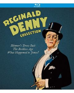 REGINALD DENNY COLLECTION (2 DISC/B&W/1924-6/RECKL/SKINNERS/WHAT H)