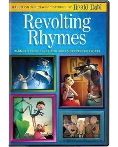 REVOLTING RHYMES DVD NEW - DVD