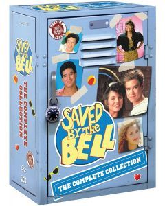Saved by the Bell: The Complete Collection - DVD