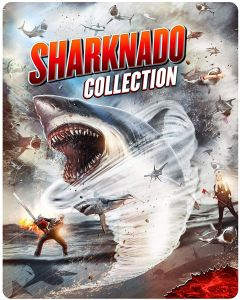 Sharknado 1-6 Complete Collection SteelBook