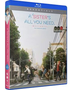 A Sister's All You Need: The Complete Series (Essentials)