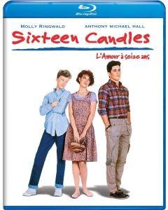 Sixteen Candles BD NEWPKG CDN - BLU-RAY