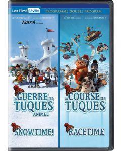 Snowtime! / Racetime (Double Feature)