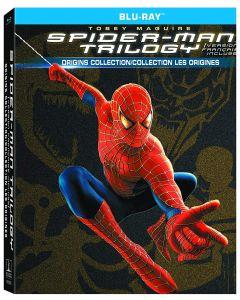 Spider-Man(2002)/Spider-Man 2(2004)/Spider-Man 3 (2007) Limited Edition