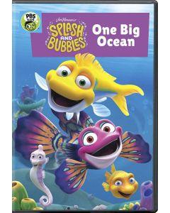 Splash and Bubbles: One Big Ocean - DVD