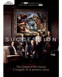 Succession: S1 (BIL/DC/DVD)