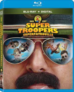 Super Troopers [Blu-ray] (Bilingual)