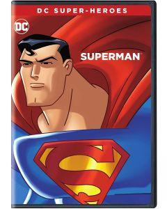 DC SUPER HEROES-SUPERMAN (DVD)