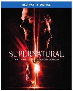 Supernatural: S10 (BD/UV)