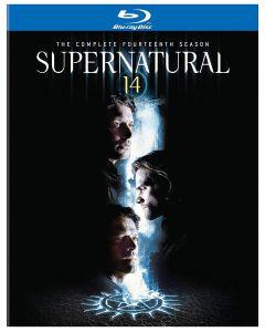 Supernatural: The Complete Fourteenth Season (BD)