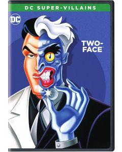 DC SUPER VILLAINS-TWO FACE (DVD)