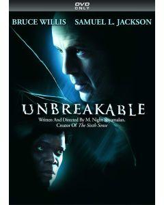 UNBREAKABLE (A/F) (DVD) (RPKG)