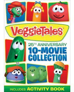 VeggieTales: 10-Movie Collection (25th Anniversary)