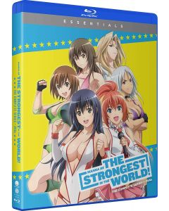 Wanna Be the Strongest in the World: The Complete Series (Essentials)