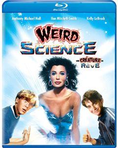 Weird Science - BLU-RAY