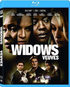 Widows  [Blu-ray+DVD+Digital]