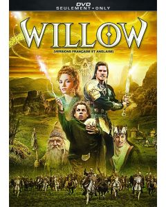 WILLOW (VF) (F/A) (DVD)