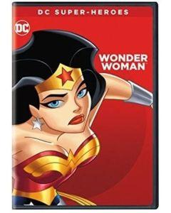 DC SUPER HEROES-WONDER WOMAN (DVD)