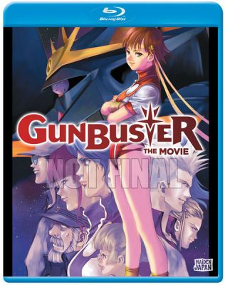 Gunbuster The Movie