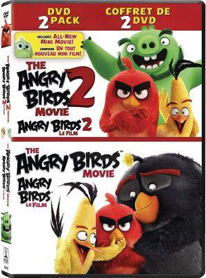 Angry Birds Movie 2 The Angry Birds Movie The 2 Discs Double