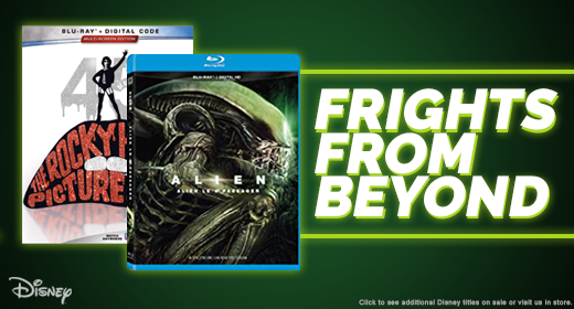 Frights From Beyond Sale
