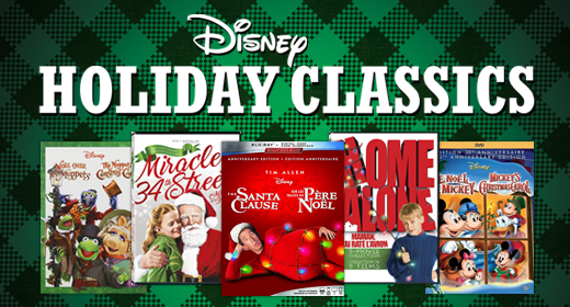 Disney Holiday Classics Sale