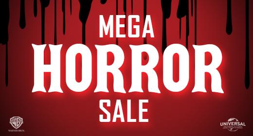 Mega Horror Sale
