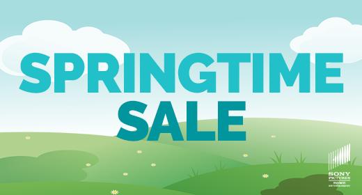 Sony Springtime Sale