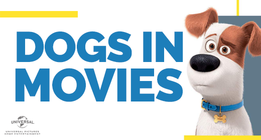 Dogs in Movies Sale