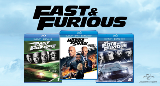 Fast and Furious Sale