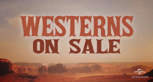 Westerns On Sale