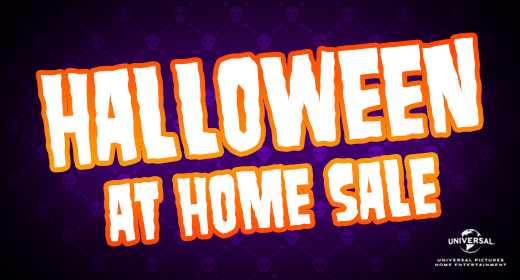 Halloween At Home Sale