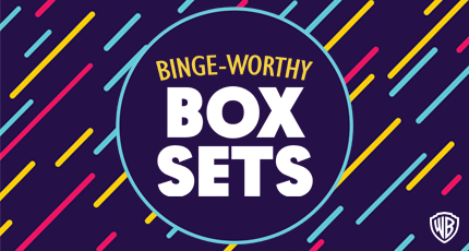Bingeworthy Box Sets Sale