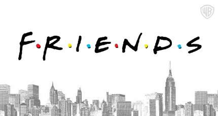 Friends 25th Anniversary Sale