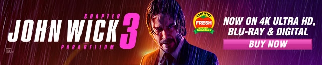 John Wick 3 available now