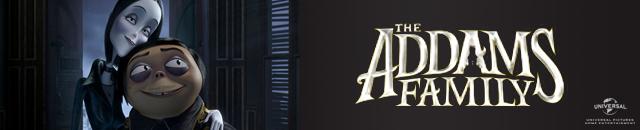 Addams Family available January 21