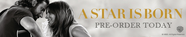 Pre-order A Star is Born now